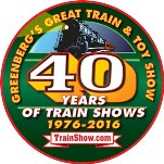 Greenberg's Great Train and Toy Show