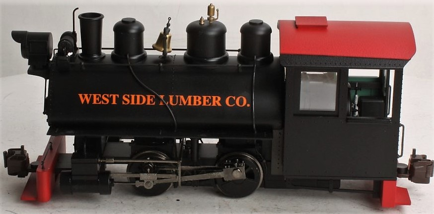 Used G Scale Trains & Like New In Box