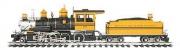 Bachmann #91602 Yellow D&RGW