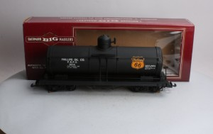 93431 Phillips Single Dome Tank car